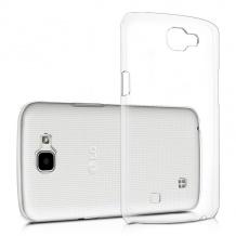 کیس محافظ شیشه ای LG K4