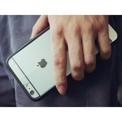 کیس ژله ای ربل دار ROCK برای IPHONE 6 PLUS