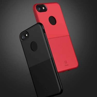 کیس محافظ iPhone 7 Baseus Half of Half (Solid color)