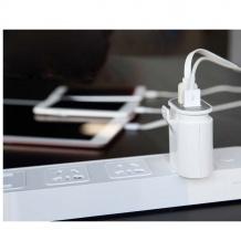شارژر RockSpace Sotor Dual Travel Charger With Micro USB Cable