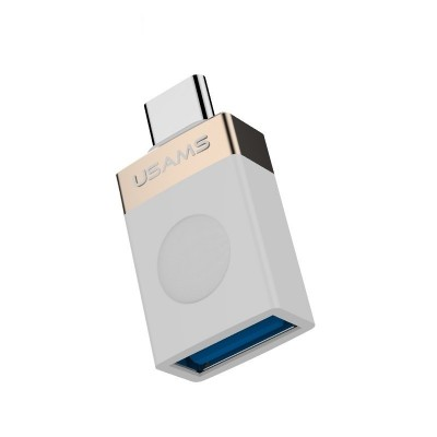 مبدل USAMS Type C to USB 3.1 OTG مدل US-SJ072
