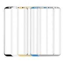محافظ صفحه گلس رنگی خم برای Samsung Galaxy S8 Plus Rock