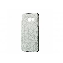 کیس ژله ای طرح دار Platina برای Galaxy S7 Edge