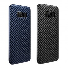 کیس محافظ Galaxy S8 Plus Hoco Fiber Carbon