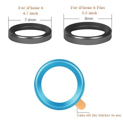 محافظ لنز دوربین IPHONE 6 - 6 PLUS