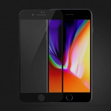 محافظ صفحه iPhone 8 Rock 3D Color Glass