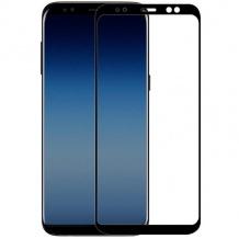محافظ صفحه Samsung Galaxy A8 2018 Full Screen Glass