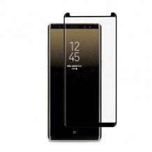 محافظ صفحه گلس رنگی خم برای Samsung Galaxy Note 8