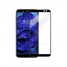 محافظ صفحه Samsung Galaxy A6 Plus 2018 Color 5D Glass