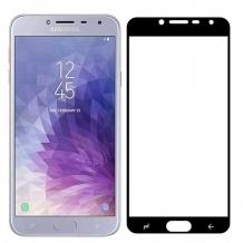 محافظ صفحه Samsung Galaxy J4 Color 3D Glass