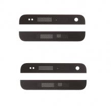 شیشه دوربین جلو و گلس اسپیکر اچ تی سی HTC One Mini Front Camera Glass Lens
