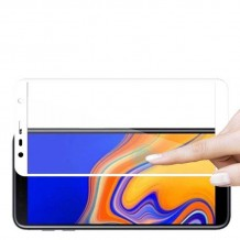 محافظ صفحه Samsung Galaxy J4 Plus / J415 Color 5D Glass