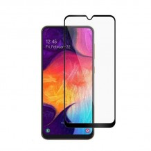 محافظ صفحه Samsung Galaxy A20 Color 5D Glass