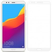 محافظ صفحه Huawei Y6 Prime 2018 Color 5D Glass