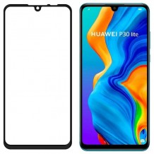 محافظ صفحه Huawei P30 Lite Color 5D Glass