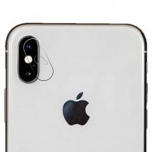 محافظ گلس لنز دوربین iPhone XS Max Glass Lens Protector