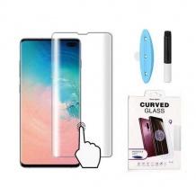 محافظ صفحه گلس UV Nano Optics Curved Glass Samsung Galaxy S7 Edge