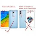 سنسور اثر انگشت شیائومی Xioami Redmi 5 Plus / Note 5