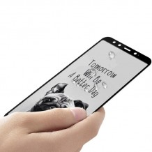 محافظ صفحه  Xiaomi Mi A2 / 6X Color 5D Glass