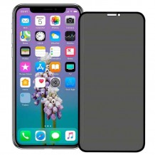 محافظ صفحه نمایش Apple iPhone XS Max Full Privacy Glass