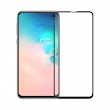 محافظ صفحه Samsung Galaxy S10e / G970 Color 5D Glass
