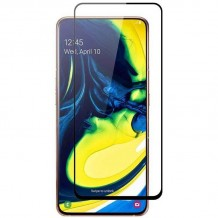محافظ صفحه Samsung Galaxy A80 Color 5D Glass