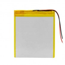 باتری لیتیوم پلیمر 3.7 ولت با ظرفیت 3500mAh