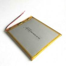 باتری لیتیوم پلیمر 3.7 ولت با ظرفیت 2500mAh