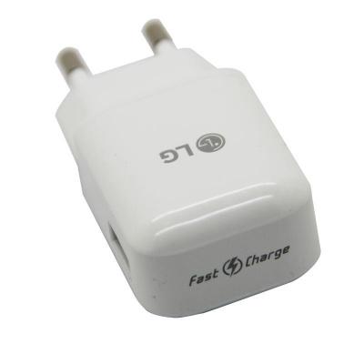 شارژر و کابل اصلی LG - فست شارژ