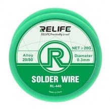 سیم لحیم ریلایف مدل RELIFE RL-440