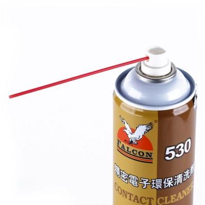 اسپری حلال و پاک کننده چسب ال سی دی فالکون مدل FALCON 530