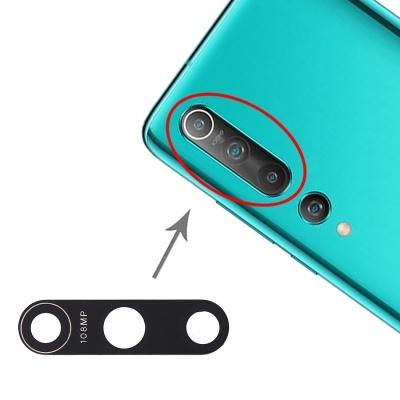 شیشه دوربین شیائومی Xiaomi Mi 10 5G Camera Glass Lens