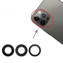 شیشه دوربین اپل Apple iPhone 12 Pro Camera Glass Lens