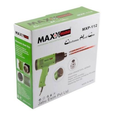 هیتر و سشوار صنعتی MAXXX PAMMA مدل MXP-112