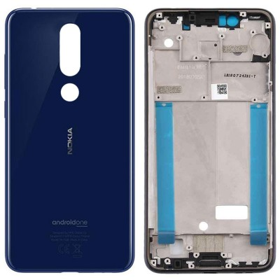 قاب نوکیا Nokia 5.1 Plus / X5