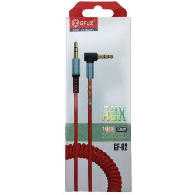 کابل AUX فنری جی فوز GFUZ GF-62 Audio Cable