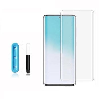 محافظ صفحه گلس UV Nano Optics Curved Glass Samsung Galaxy S20
