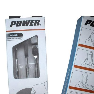 ست قاب باز کن فلزی مدل POWER PO-06