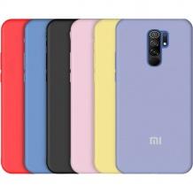 کیس محافظ Xiaomi Redmi 9 Color Silicone