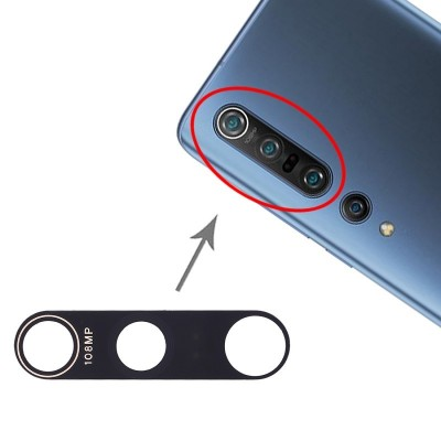 شیشه دوربین شیائومی Xiaomi Mi 10 Pro 5G Camera Glass Lens