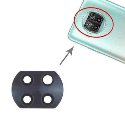 شیشه دوربین شیائومی Xiaomi Mi 10T Lite 5G Camera Glass Lens