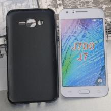 کیس محافظ ژله ای رنگی Galaxy J7