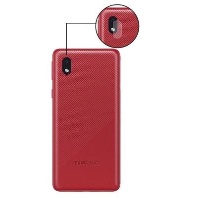 محافظ گلس لنز دوربین سامسونگ Huawei A01 Core Glass Lens Protector