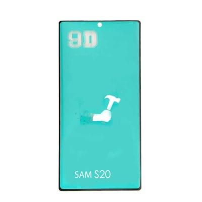 محافظ صفحه خم نانو سرامیک 9D سامسونگ Samsung Galaxy S20
