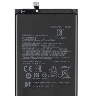 باتری شیائومی Xiaomi Redmi Note 9 BN54 battery