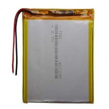 باتری لیتیوم پلیمر 3.7 ولت با ظرفیت 4000mAh سایز 407290