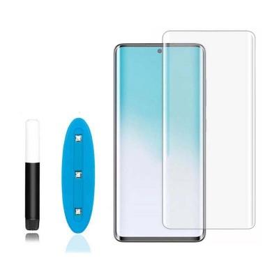 محافظ صفحه گلس UV Nano Optics Curved Glass Samsung Galaxy S20 FE