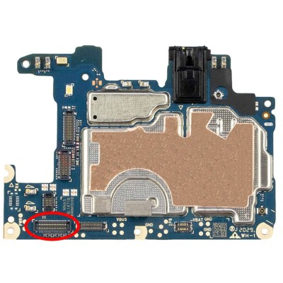 کانکتور ال سی دی سامسونگ Samsung Galaxy M11 / M115