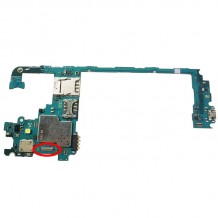 کانکتور ال سی دی سامسونگ Samsung Galaxy J7 / J700