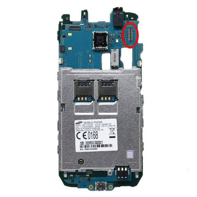کانکتور ال سی دی سامسونگ Samsung Galaxy J1 Ace / J110